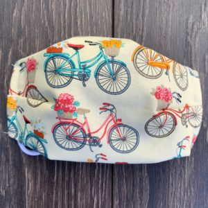 Cotton Bicycle Mask