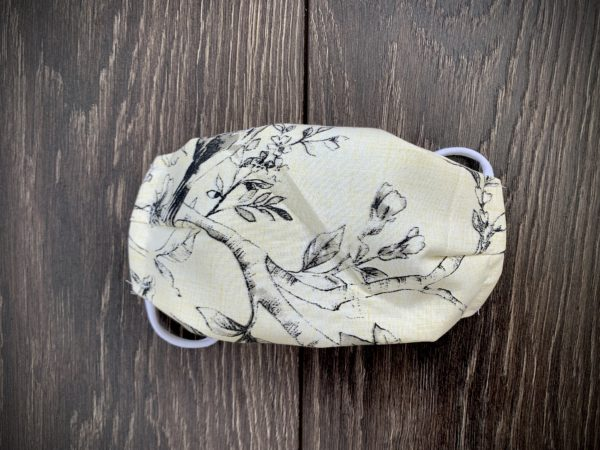 Wild Wood Double Layer Cotton Face Mask