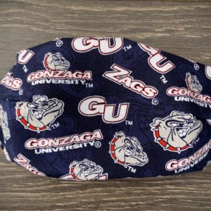 Gonzaga Face Mask