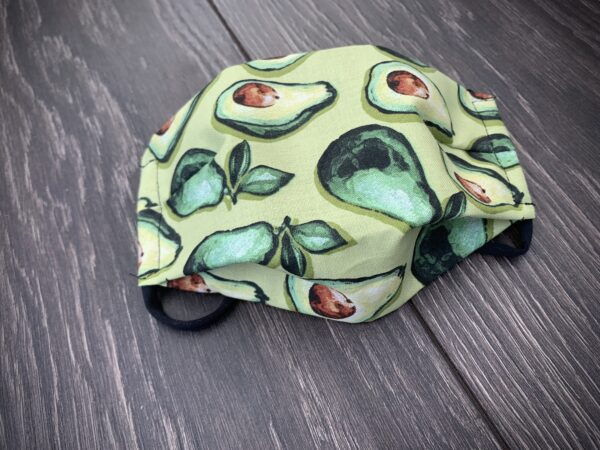 Avocado Double Layer Cotton Mask