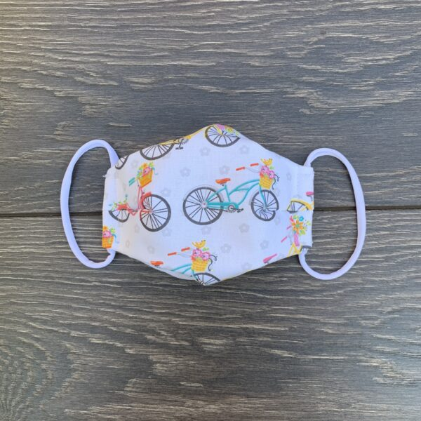 bicycle Double Layer Cotton Mask
