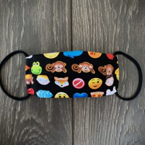 Emoji Cotton Mask