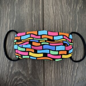 NEON Double Layer cotton mask