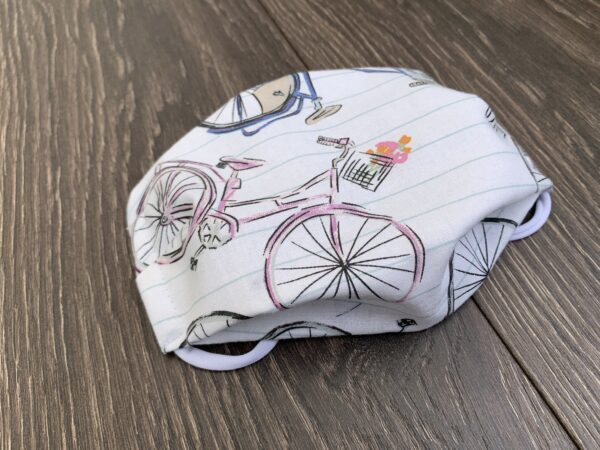 Bike Double Layer Cotton Mask