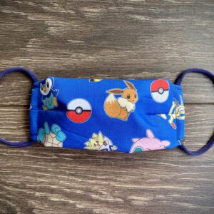 Pokemon Cotton Mask