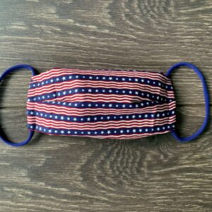 stars and stripes patriot mask