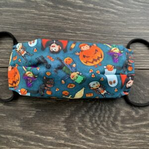 Trick or Treat mask