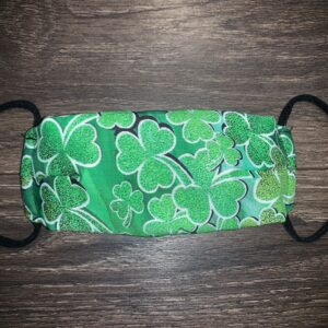 Shamrock Double Layer Cotton Mask