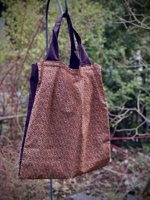 Coffee Beans Market Tote